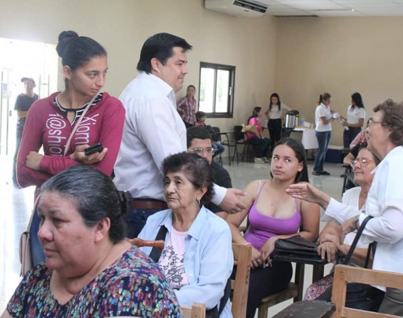 Gobernador de Ñeembucú valora el trabajo interinstitucional para ...