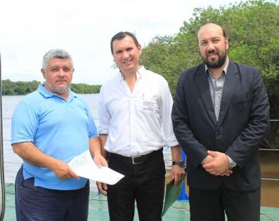 Firma de ampliación de Convenio entre la Gobernación ...